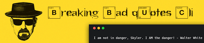 Un cli en NodeJS pour Breaking Bad Quotes