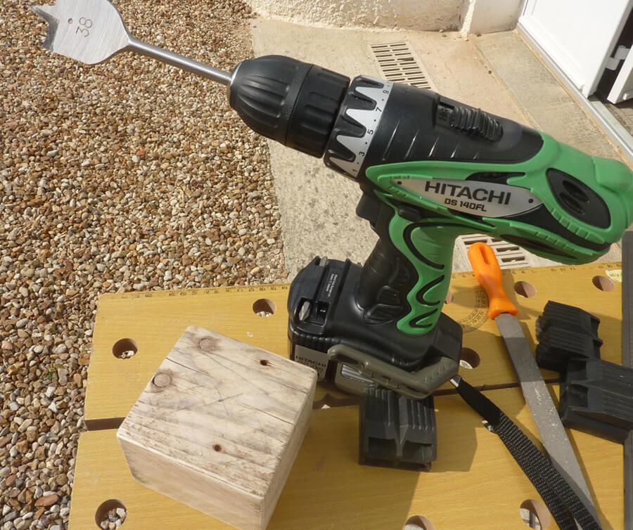 Fantastique Que Faire Avec Cube De Palette fabriquer un bougeoir en bois - bricolage - shevarezo`blog
