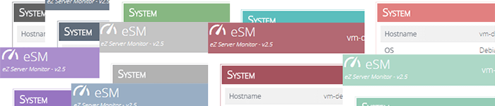 Nouvelles versions d'eZ Server Monitor