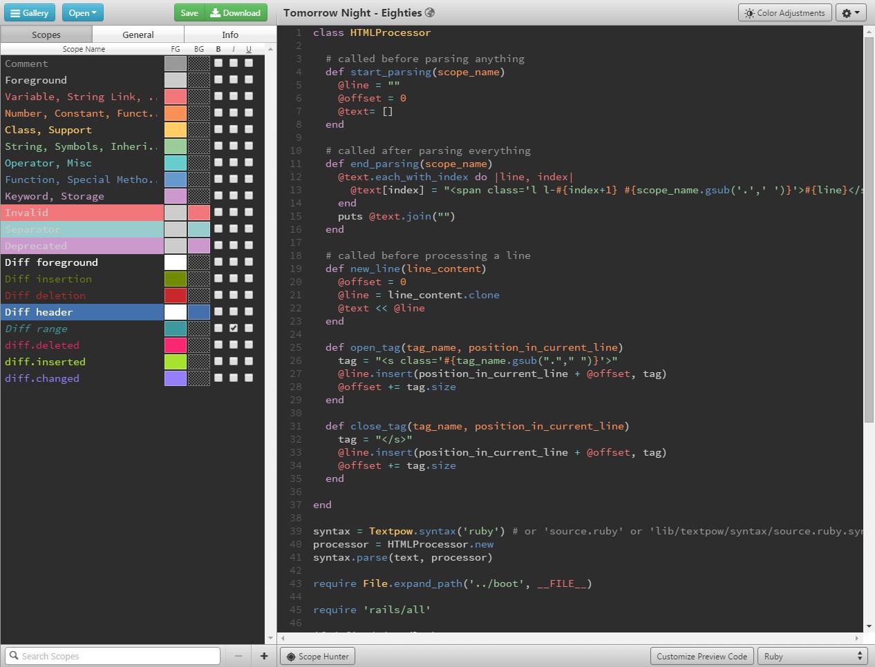 Modifier La Coloration Syntaxique Sublime Text Avec